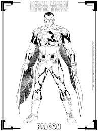 Captain America Coloring Pages Civil War Thanhhoacarcom