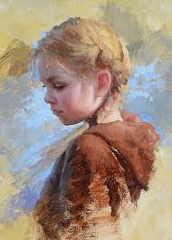 217 best oil portraits children images on paintings