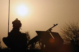 Usmc 0331 U S Marine Corps Cpl Peter Penree 0331 Machine Gunner