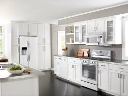 kitchens with white appliances and white cabinets. My Dream Kitchen: The Whirlpool White Ice Collection Kitchens With Appliances And Cabinets A