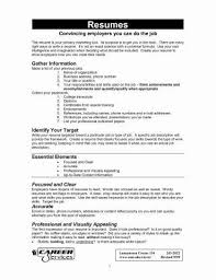 Zoology Resume Examples Best Of 39 Awesome Sample Resume Skills ...