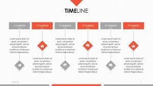 Timeline Powerpoint Slide Timeline Presentation Templates Free Powerpoint Templates