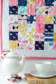 Patchwork Doll Quilt Tutorial found on polkadot chair blog & Patchwork Baby Doll Quilt Adamdwight.com