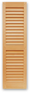interior and exterior plantation shutters with 2 1 2 fixed louver blades