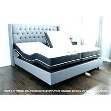 Twin Sleep Number Adjustable Bed King Size Cost Of Awesome Frame ...