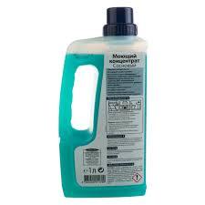 <b>Средство для мытья</b> пола концентрированное 1 л цвет сосна в ...