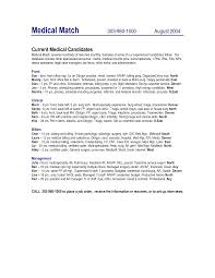 resume medical assistant graduate medical  renderit coresume