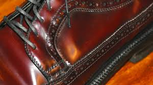 corrected grain leather close up photo