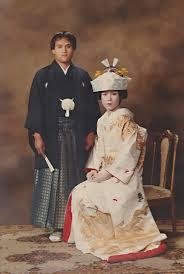 今と昔の結婚式 和装編