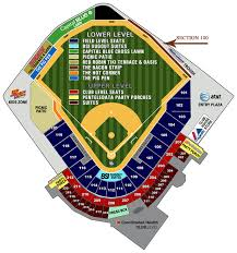 True Whitaker Ballpark Seating Chart Comerica Park Seating