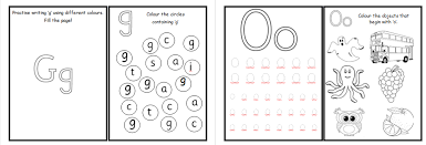 Phonics worksheets and free printable phonics workbooks for kids. Phonics Worksheets X24 Jolly Phonics Set 3 Goulbf Mash Ie