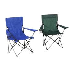 chair outdoor. marquee outdoor mid back folding camping chair