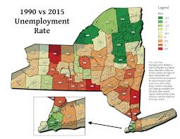 nys census employment andy arthur org Local Area Unemployment Statistics Map map 1990 vs 2015 unemployment rate bureau of labor statistics local area unemployment statistics map