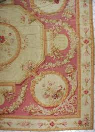 signed antique french hand knotted wool rug carpet aubusson rugs where to french rugs image aubusson