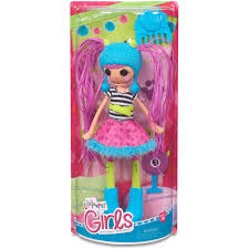Lalaloopsy Bedroom Furniture Lalaloopsy Girls Furry Grrs A Lot Basic Doll Walmartcom