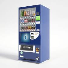 Vending Machine 3d