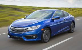 Honda Civic Sedan And Coupe With Manual Turbo Option Priced