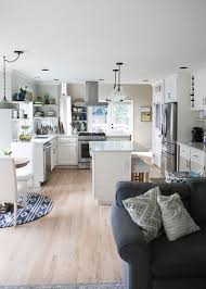 Budget For Kitchen Remodel Our Semi Budget Friendly White Kitchen Remodel Kitchen