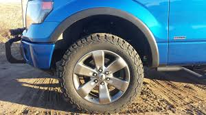 Tire Pressure For 275 60 20s Ko2 Ford F150 Forum