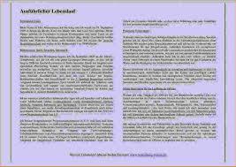 Schriftlicher Lebenslauf Starengineering