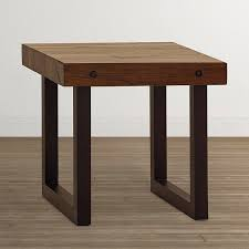 great elegant living room end tables bassett accent stylish wooden with wooden end tables ideas