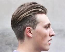 s back modern undercut hairstyle