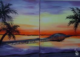 how to paint pensacola 3 mile bridge