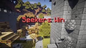hide n' seek (hide and seek made in minecraft  players