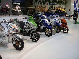 Mio I 125 Magenta Sticker Design Modified Yamaha Mio Mx 125cc Motorcycle Bike Yamaha