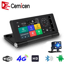 <b>4G</b> 1080P <b>Hidden</b> Wifi <b>Car</b> DVR Camera GPS Video Recorder Dual ...