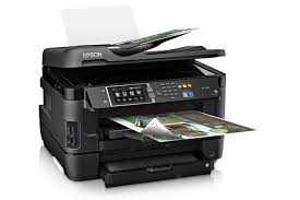 Small Picture Epson WorkForce WF 7620 All in One Printer Inkjet Printers