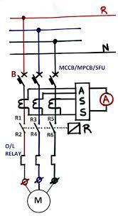 Direct Online Starter Or Dol Motor Starter Electrical