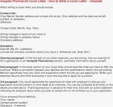 Hospital Pharmacist Resume Format Hospital Pharmacist Resume Best