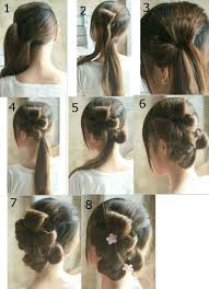 Hairstyle Easy Step By Step step by step hairstyles for school girls 17 best ideas about step 8320 by stevesalt.us