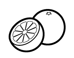 orange clipart black and white. lemon clipart black and white collection · 841 best images about scrapbook orange r