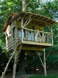 tree house ideas. THE CABIN STYLE TREE HOUSE Tree House Ideas