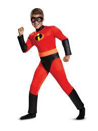 Incredibles Outfit Designer Incredibles 2 Classic Muscle Child Dash Costume Boys