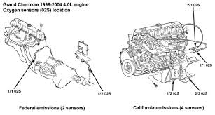 2004 jeep wrangler engine diagram bank 2 sensor 1 jeepforum com