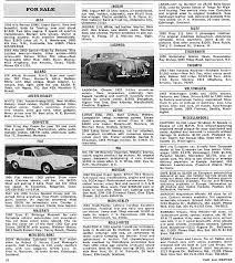 triumphspitfire com s site index the marketplace section of the 1964 car driver large jpeg file