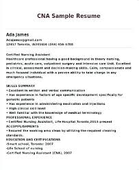 Resume Template For Cna Gorgeous Cna Resume Template Best Of Sample A Resume Fresh Resume Templates