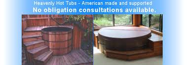 heavenly hot tubs