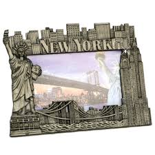 new york picture frame pewter new york picture frames fits 4 x 5 1