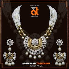 Polki Pendant Set Designs Designer Jewellery Of Diamond Polki Pendant Sets In Store