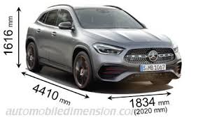 Mercedes gla crossover revealed for 2020. Mercedes Benz Gla Dimensions And Boot Space Hybrid And Thermal
