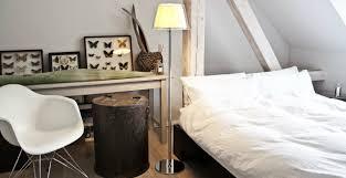 Camera da letto in stile scandinavo: design di stile dalani