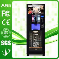 Italian Coffee Vending Machines Delectable Coffee Vending MachineHUNAN AFEN VENDING MACHINE COLTD