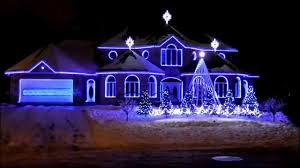 Christmas Light Show Amazing Grace Techno Bernier Christmas Lights Show Amazing Grace Techno 2014