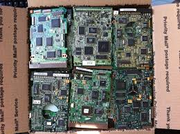 15 Lbs Of Hard Drive Pcb Boards For Scrap Gold Recovery