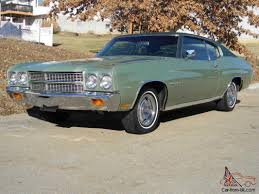 Chevy Chevelle Malibu 1 family owned 100% rust free all original