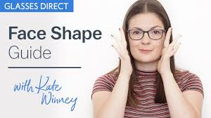 Glasses And Face Shape Chart Glasses To Suit Your Face Shape At Glasses Direct